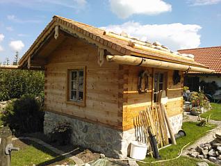 Gartenhaus Altholz gartenhaus aus altholz zimmerei treppenbau jenn